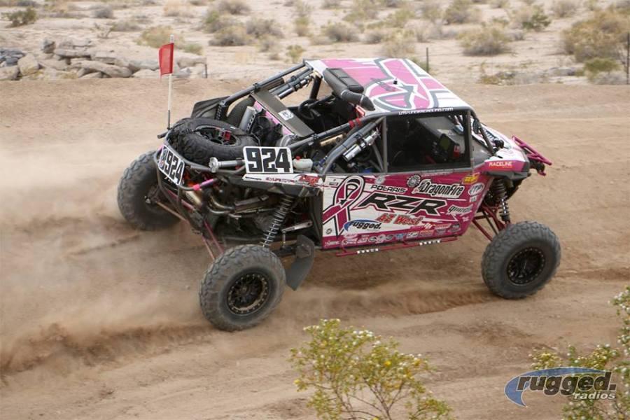 Polaris RZR – Rockstar Racing